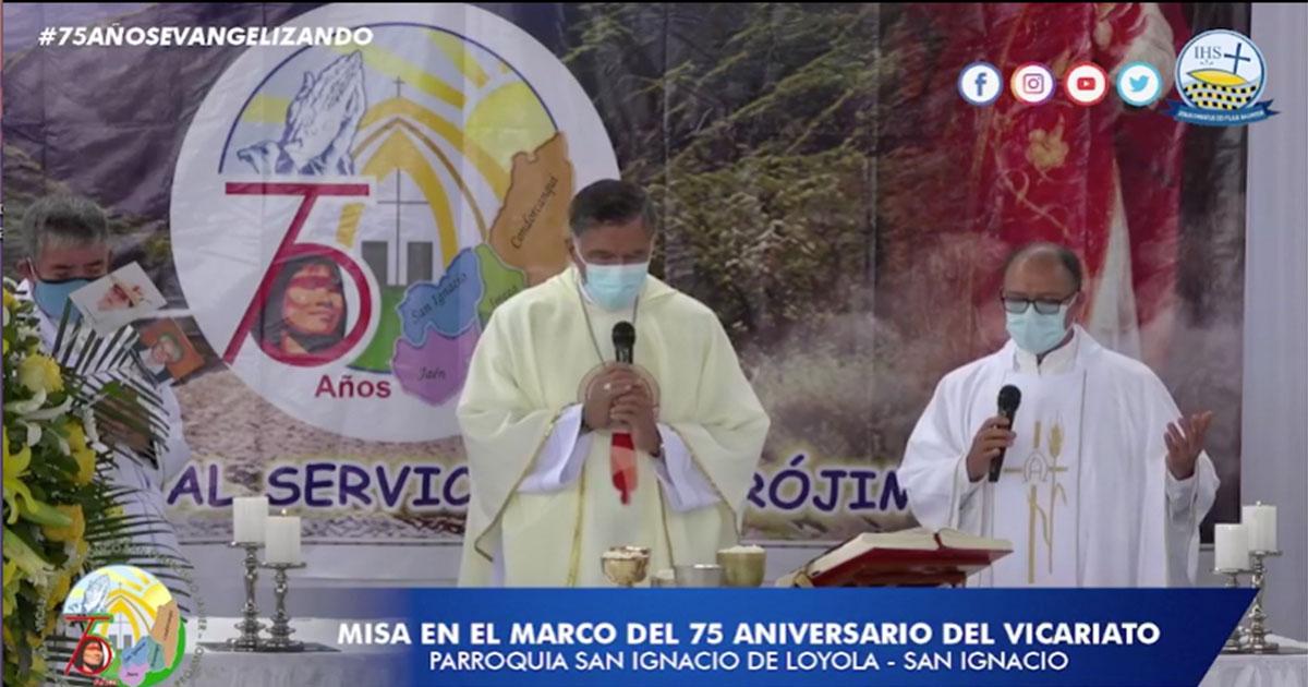 75 años del Vicariato Apostólico San Francisco Javier