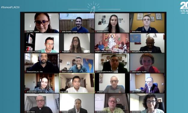 FLACSI celebró 20 años de trabajo compartido en red