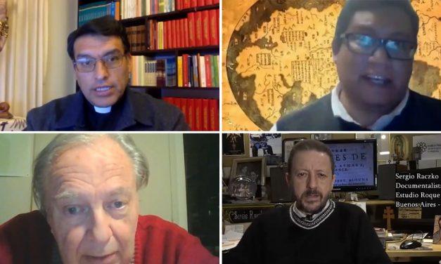 Juli: Conferencias sobre el Templo de la Santa Cruz y Alonso de Barzana