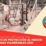 Instituto de Protección al Menor y Personas Vulnerables organiza conferencias virtuales
