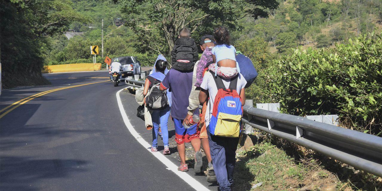 Informe de la Red Ignaciana Global de Migraciones