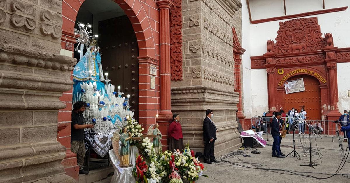Virgen de Cocharcas en Ayacucho: una devoción muy unida a la Compañía
