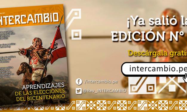 Revista jesuita INTERCAMBIO Nº 55