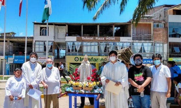 Fiesta Patronal en Santa María de Nieva