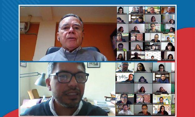 ACSIP: II Taller Nacional Virtual sobre Educación Jesuita
