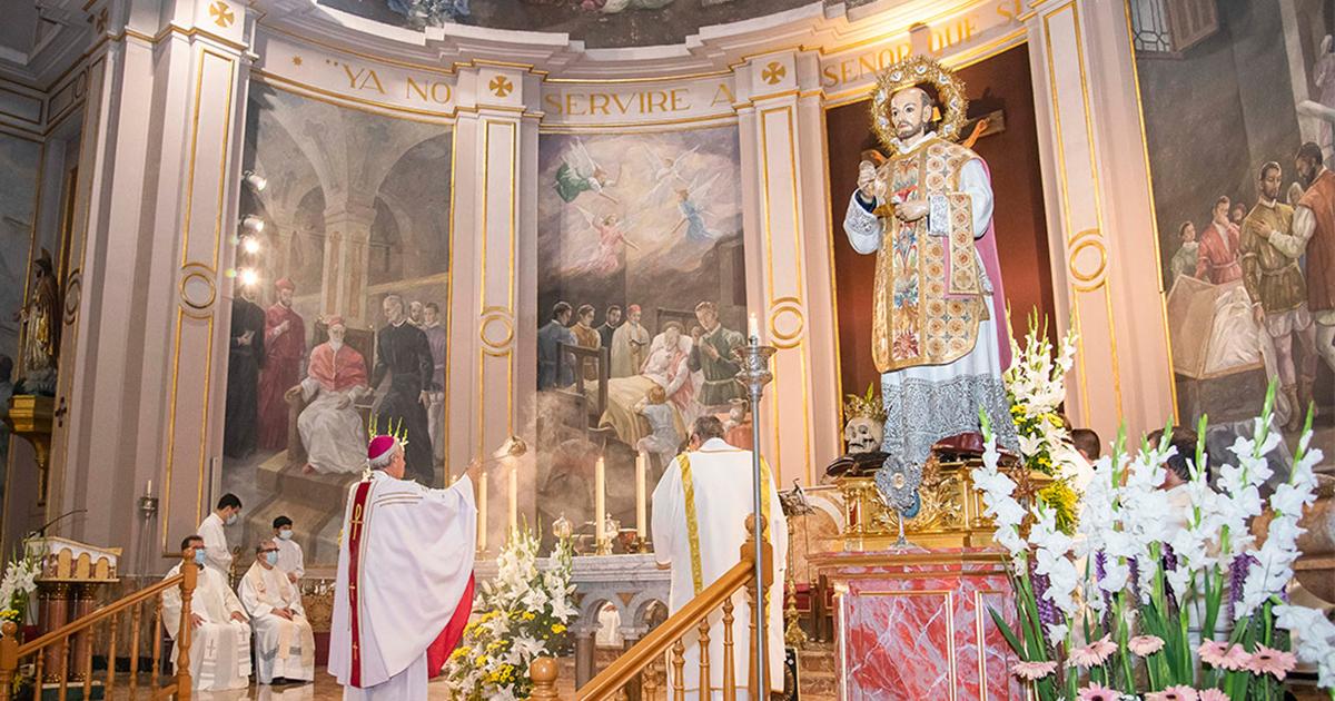 Año Jubilar de San Francisco de Borja, patrono de la Provincia Jesuita del Perú