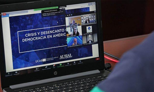 Observatorio de la democracia: una propuesta de las universidades jesuitas para América Latina