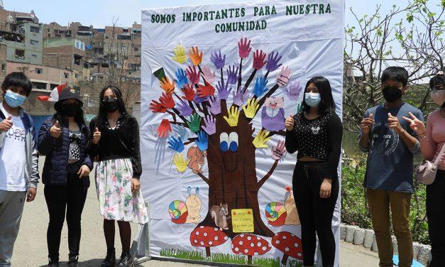 Arte para el desarrollo integral: SEA organizó EXPOARTE en El Agustino